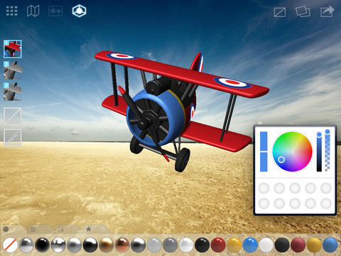 PLapp iPad app review