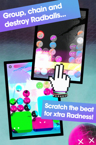 Radballs iPhone game review