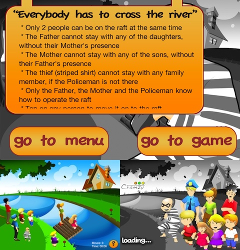 The River Test iPhone app review