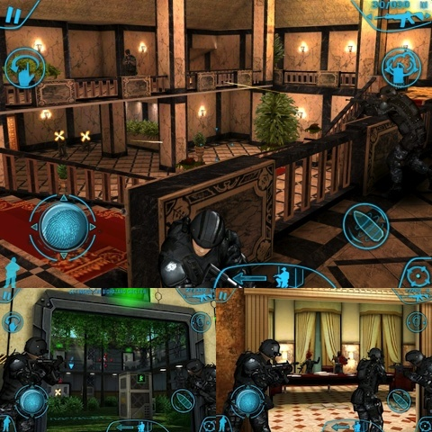 Tom Clancy's Rainbow Six: Shadow Vanguard for iPhone and iPod touch