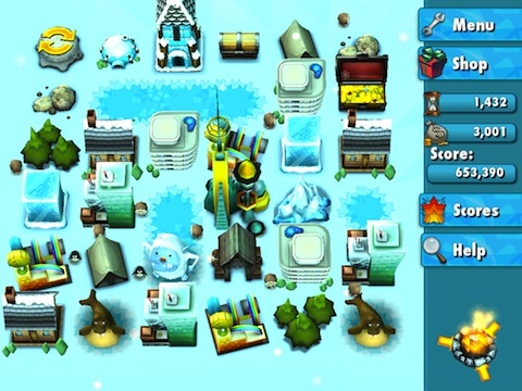 Yeti Town iPhone game review