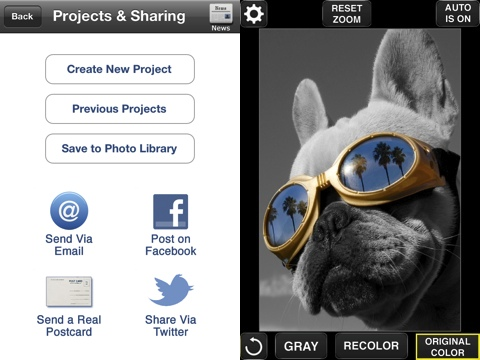 Color Effects Pro iPhone app review