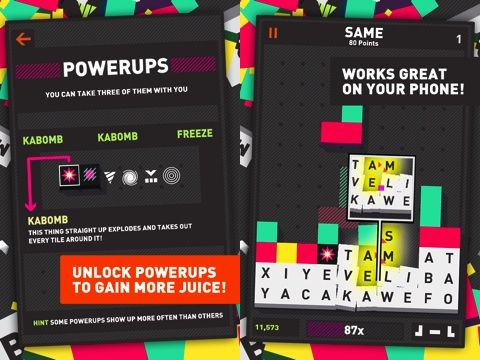 Puzzlejuice iPhone app review