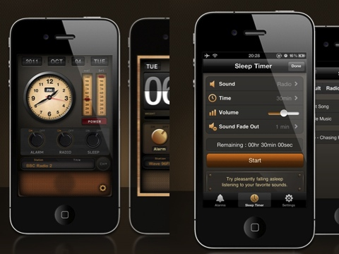 Radio Alarm Clock iPhone app review