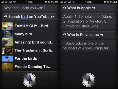 AssistantExtensions tweak for Siri
