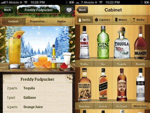 Cocktail Flow iPhone app review