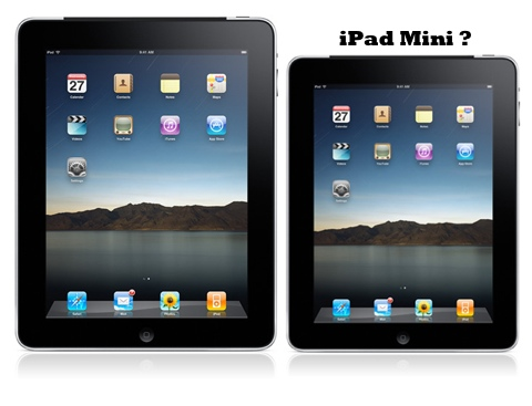 8-inch Mini iPad rumors