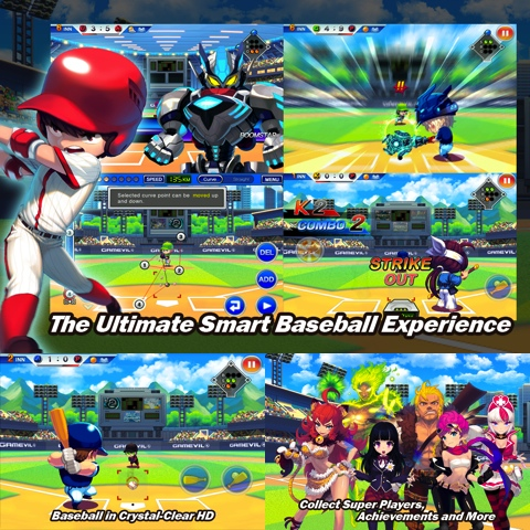 GAMEVIL BASEBALL SUPERSTARS 2012 CHEATS IPHONE