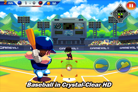 Baseball Superstars 2012 iPhone app review