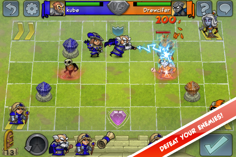 Hero Academy iPhone app review