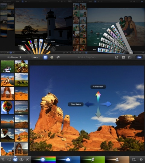 iPhoto for iPad app review