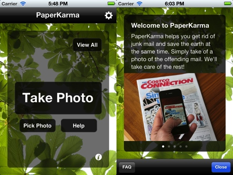 PaperKarma iPhone app review