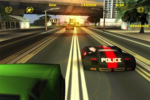 Police Chase Smash review