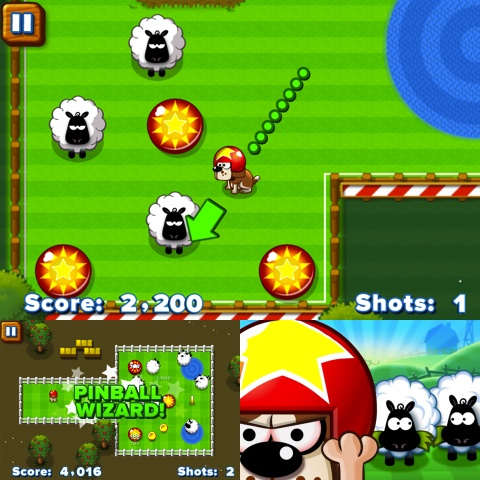 Sticky Sheep iPhone app review