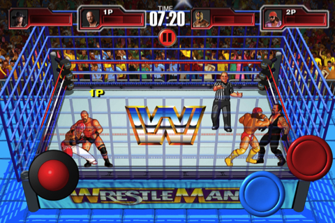 WrestleFest Premium iOS review