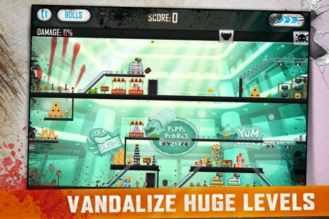 Bullistic Unleashed iPhone app review