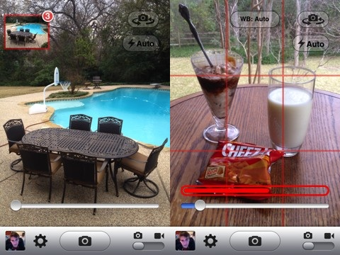 Camera Prime iPhone app review