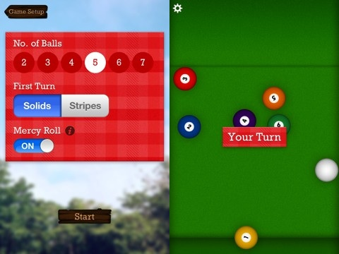 Carpet Ball iPhone game review