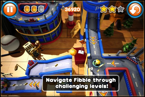 Fibble iPhone app review