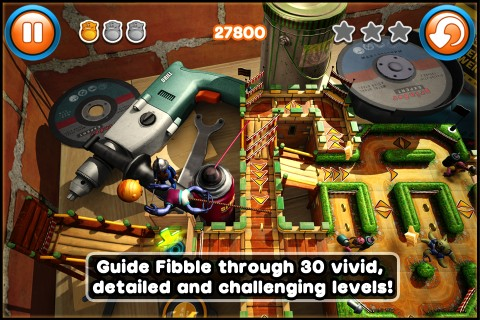 Fibble iPhone game review