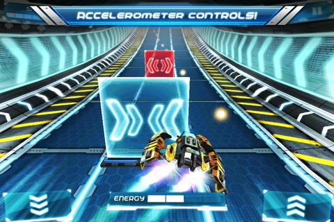 Ion Racer iPhone app review