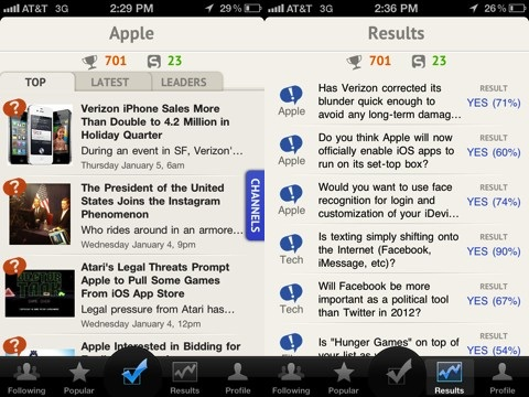 Scoople iPhone app review