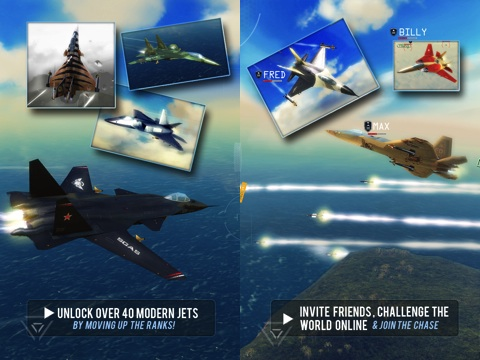 Sky Gamblers: Air Supremacy iPhone game review
