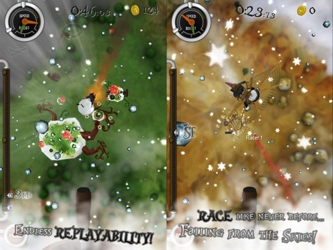 Sky Gnomes iPhone game review