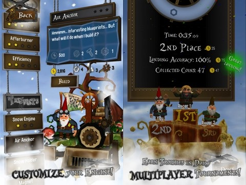 Sky Gnomes iPad game review