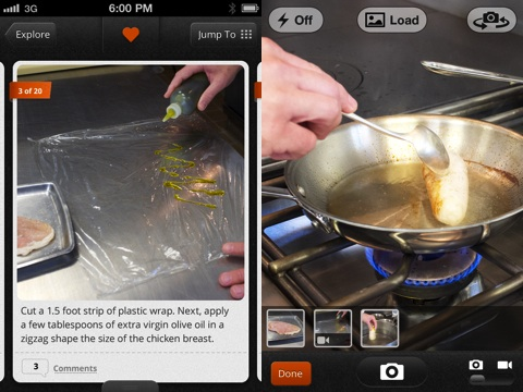 Snapguide iPhone app review
