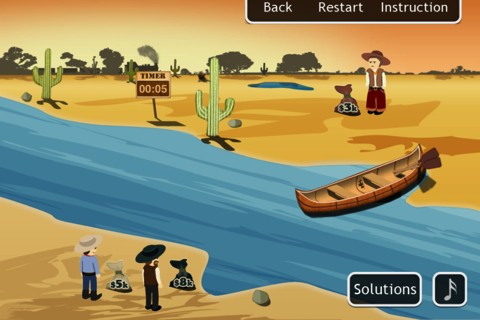 The River Tests iPhone app review