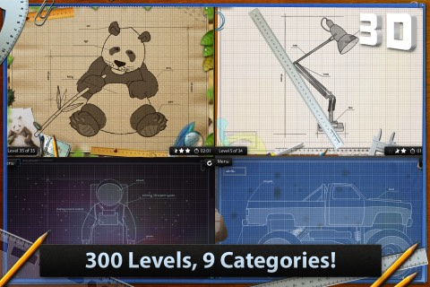 Blueprint 3D iPhone app review