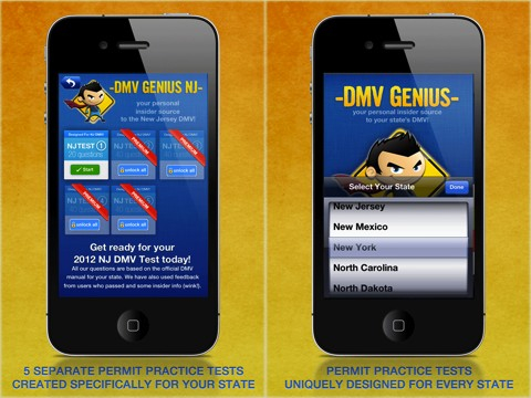 DMV Genius iPhone app review
