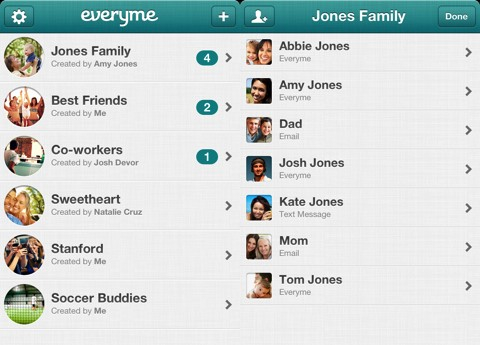 Everyme iPhone app review