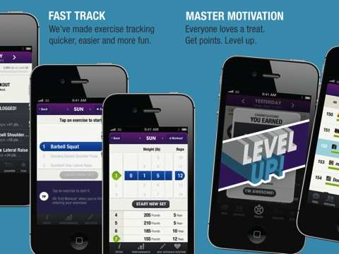 Fitocracy iPhone app review