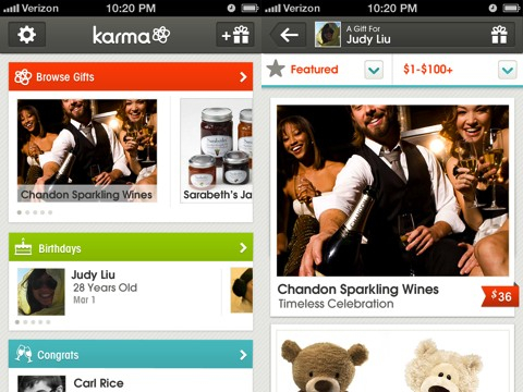 Karma iPhone app review