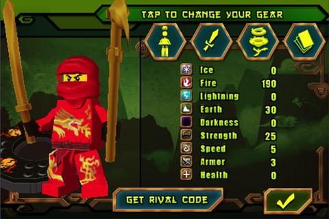 Best iPhone and iPad Applications: LEGO Ninjago: Rise of ...