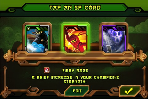 LEGO Ninjago: Rise of the Snakes iPhone app review