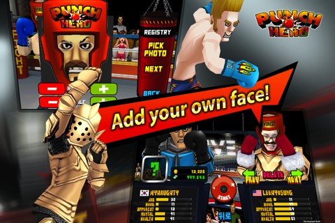 Punch Hero iPhone app review