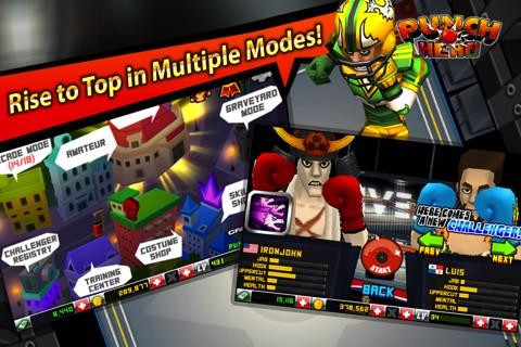 Punch Hero iPhone app review