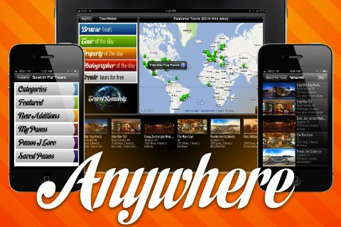 TourWrist iPad and iPhone app review