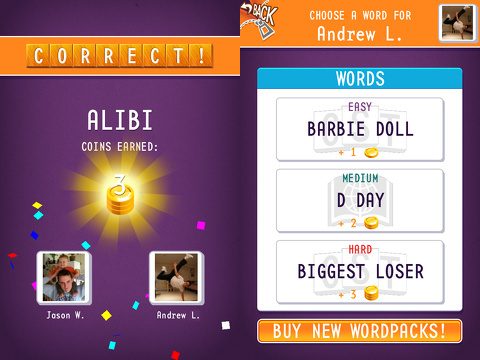 Can't Say That! iPhone app review