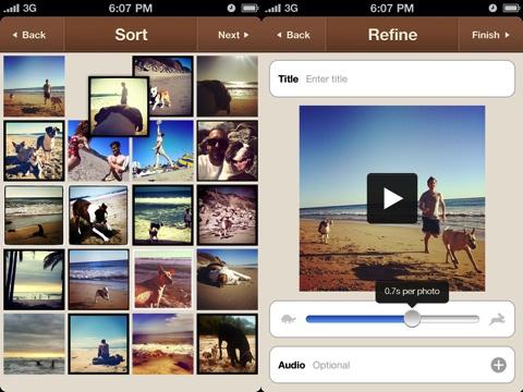 Flipagram iPhone app review