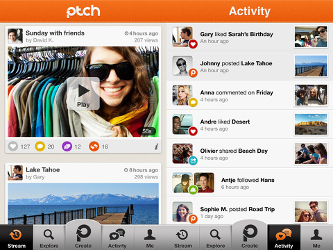 Ptch iPhone app review