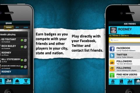 QRANK Trivia iPhone app review