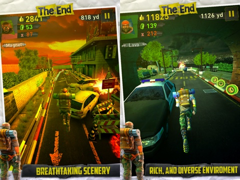 TheEndApp iPhone game review
