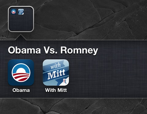 Applist: With Mitt vs. Obama for America