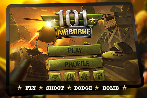 101-airborne iphone app