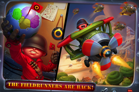 Field Runners 2 HD