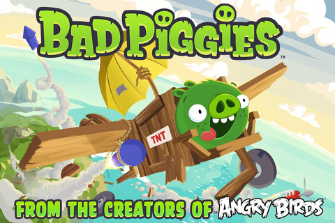 bad piggies hd ipad app